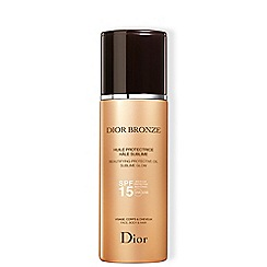 DIOR - Bronze beautifying protective oil sublime glow SPF 15 125ml