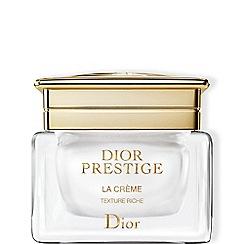 DIOR - 'Prestige La Crème - Texture Riche' jar 50ml