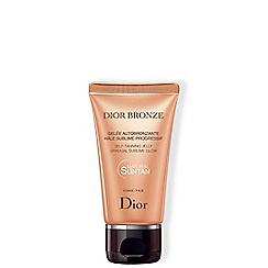 DIOR - 'Dior Bronze' self tanning jelly gradual glow face