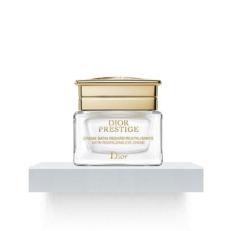 DIOR - +Prestige+ satin revitalising eye cream 15ml