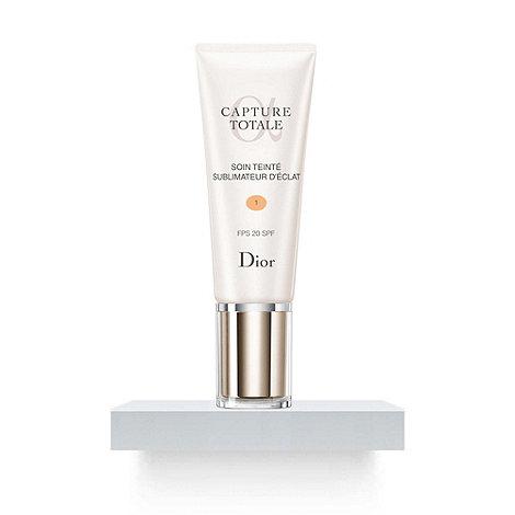 DIOR - +Capture Totale+ care to shine enhancer tinted cream 40ml