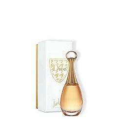DIOR - 'J'adore' eau de parfum 50ml in a Christmas gift wrap