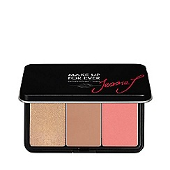 MAKE UP FOR EVER - 'Artist Face Colour' 3 in 1 Jessie J palette