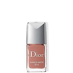 DIOR - 'Dior Vernis - Jungle Matte' longwear nail polish