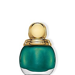 DIOR - 'Diorific Vernis' 809 emerald nail polish