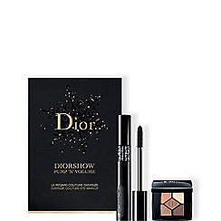 DIOR - 'Pump And Volume' make up Christmas gift set