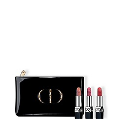 DIOR - Christmas 'Rouge Dior' lipstick set