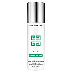 Givenchy - Vax'in For Youth City Skin Solution Beautifying Mist High Protection, Urban Shield, Spf 30 Pa+++