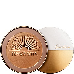 GUERLAIN - 'Terracotta Ultra Shine' powder bronzer 10g