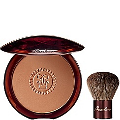 GUERLAIN - 'Terracotta' the bronzing powder and its brush