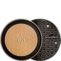 GUERLAIN - 'Terracotta' Christmas gold light powder bronzer 10g