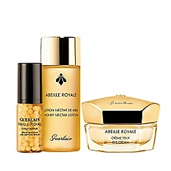 GUERLAIN - 'Abeille Royale' replenishing eye cream discovery set