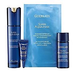 GUERLAIN - 'Super Aqua' skincare gift set