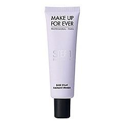 MAKE UP FOR EVER - 'Step 1 Radiant' face primer 30ml