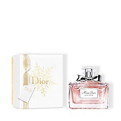 DIOR - 'Miss Dior' pre wrapped eau de parfum 100ml