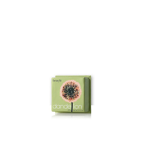 Benefit - +Dandelion+ blusher travel sized mini 3.5g