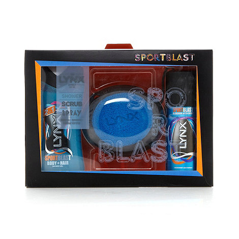 Lynx - +Sports Blast+ wash set