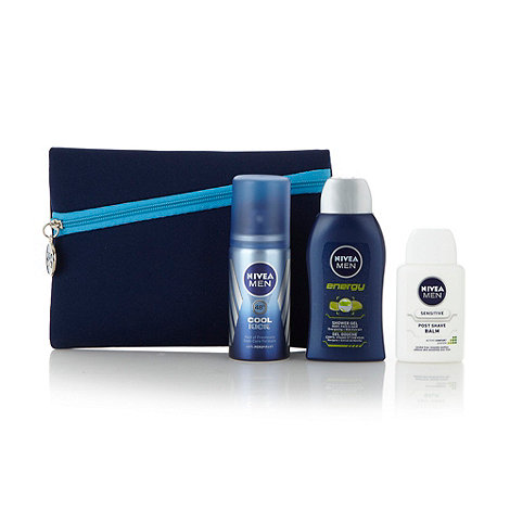 Nivea - Minis wash bag set