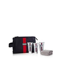 Maine New England - Navy wash bag set
