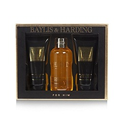 Baylis & Harding - Black pepper and ginseng trio