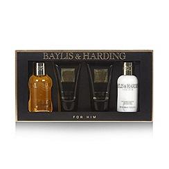 Baylis & Harding - Black pepper and ginseng minis set