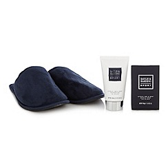 Baylis & Harding - Blue slipper and sports citrus lime duo gift set