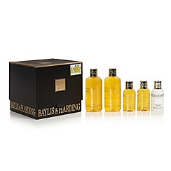 Baylis & Harding - Deluxe black pepper and ginseng wash gift box