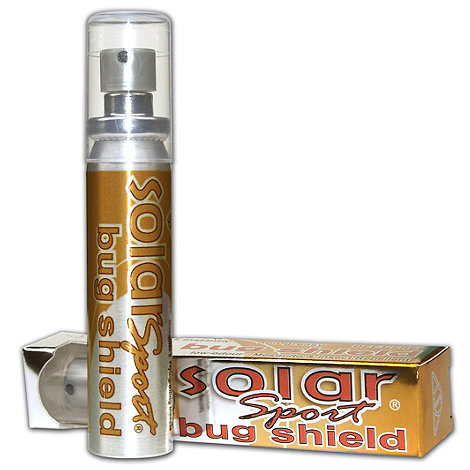 Solar Sport - Bug shield spray 25ml