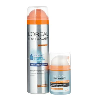 Orange Hydra Energetic Skin Care Set