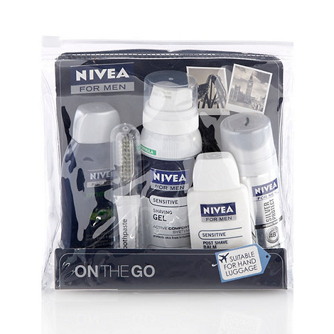 Nivea - For Men travel essentials