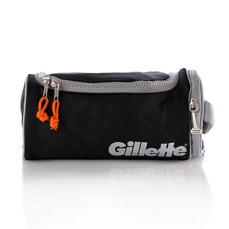 Gillette - Sports wash bag