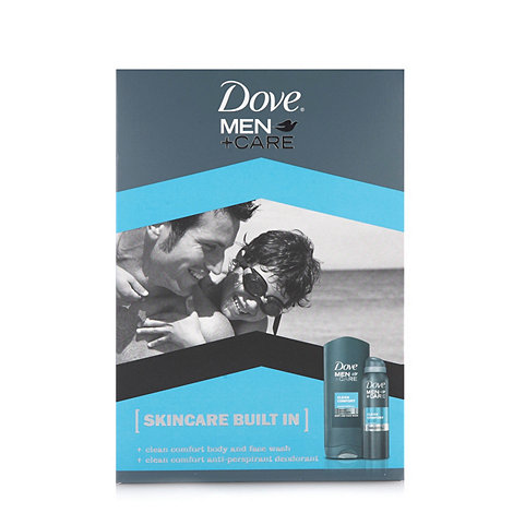 Dove - +Clean Comfort+ body care duo