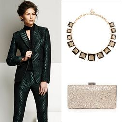 AW14 Style: Women's Corporate to Cocktails