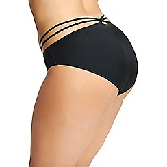 Elomi - Black 'Nicole' bikini knickers