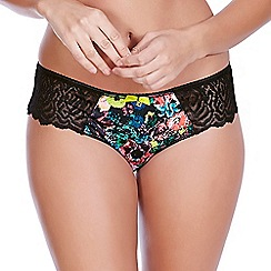 Freya - Multicolour 'Popart' bikini briefs