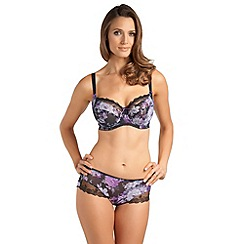 Fantasie - Purple 'Amanda' bra