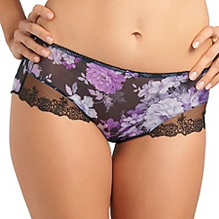 Fantasie - Purple 'Amanda' shorts