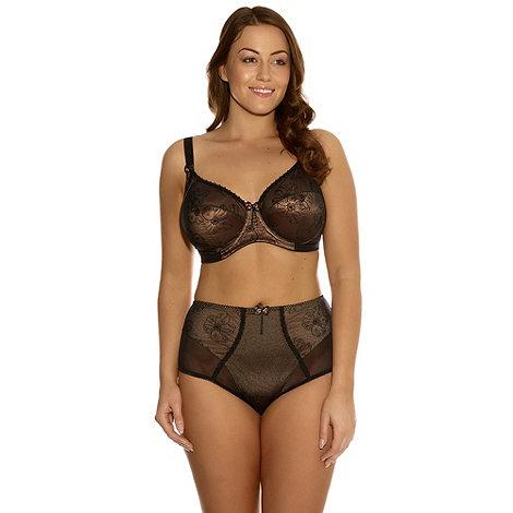Elomi - Online exclusive black +imogen+ full cup bra