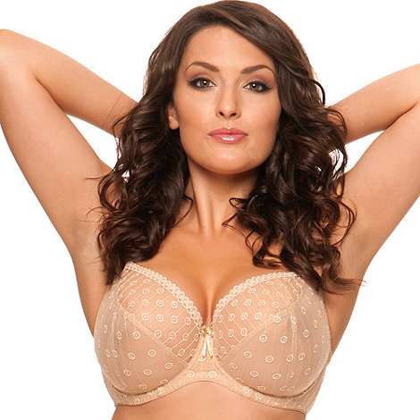 Curvy Kate - Natural 'Dreamcatcher' balcony bra