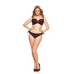 Curvy Kate - Wine 'Lola' padded balcony bra