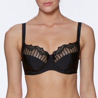 Charnos Online exclusive black ´sienna´ full cup bra - . -