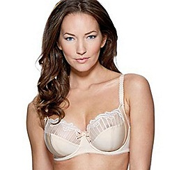 Charnos - Online exclusive natural 'sienna' full cup bra