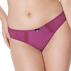 Curvy Kate - Pink 'Ritzy' thong
