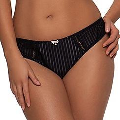 Curvy Kate - Black 'Ritzy' thong