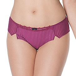 Curvy Kate - Pink 'Ritzy' shorts