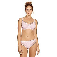 Fantasie - Pink underwired 'Lois' Side Support Bra