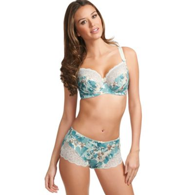 Underwired Side Support Bra