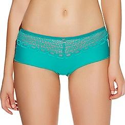Freya - Green 'Rio' shorts