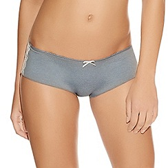 Freya - Grey 'deco delight' short