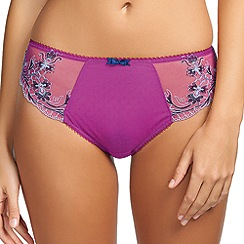 Fantasie - Dark pink 'Melissa' full briefs